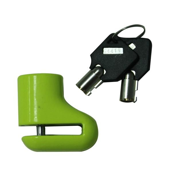 Antivol scooter bloque disque 5,5mm RIDE