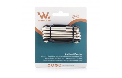 Multitool vélo Wayscral