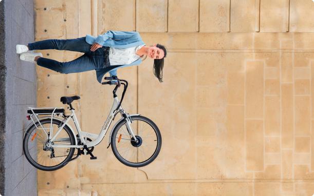 vélo électrique wayscral