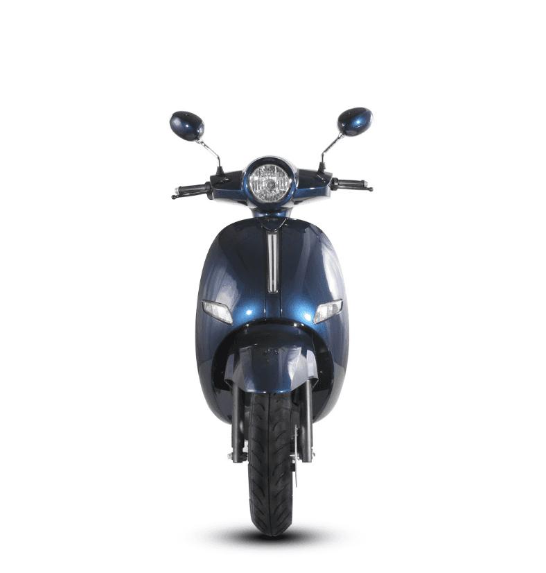 Des scooters électriques à batterie amovible